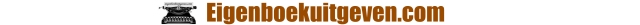 Eigenboekuitgeven_logo