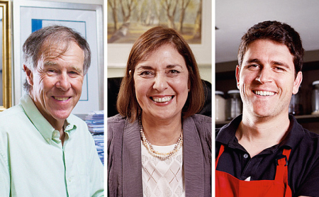 Noakes, Creed, Proudfoot