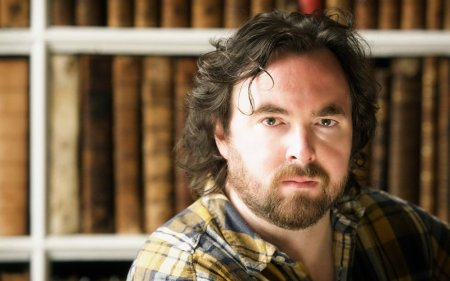 Stuart Neville_by Philip O'Neill