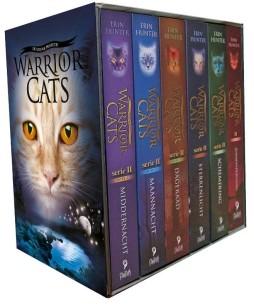 0000246551_Warrior_cats_serie_ii_cadeaubox_6_paperback_boeken